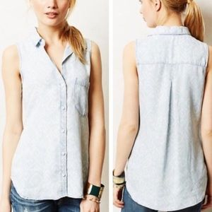 Cloth&Stone by Anthropologie sleeveless shirt